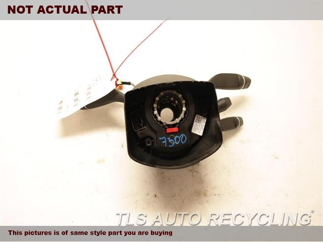 2015 Mercedes C300 Column Switch  205 TYPE, C300 (SDN), W/CLOCK SPRIN