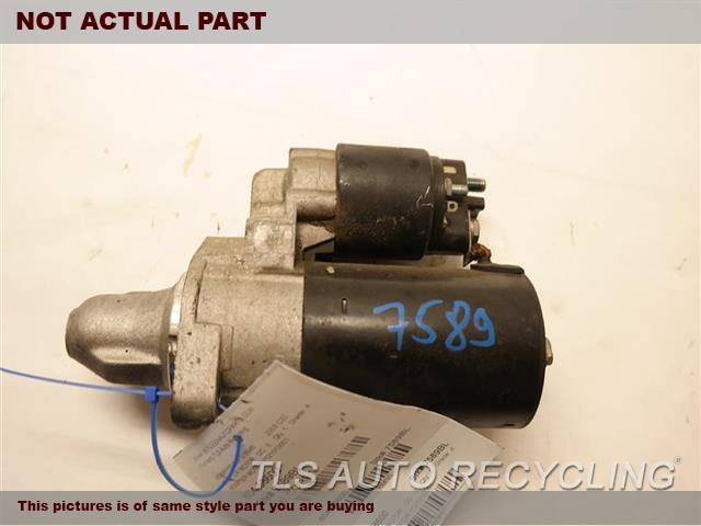 2005 Mercedes E55 Starter Motor. 211 TYPE, E55, GASOLINE ENGINE