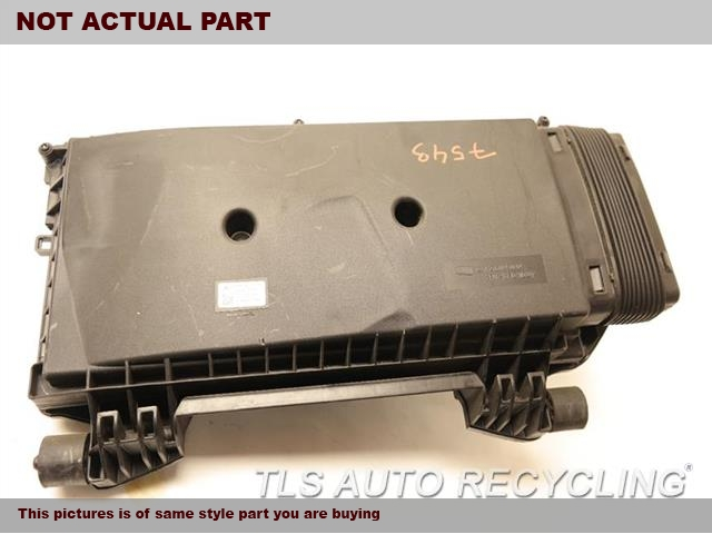 2012 Mercedes E350 Air Cleaner  212 TYPE, SDN, E350, GASOLINE, W/O