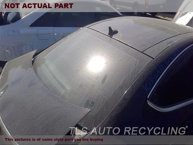 2012 Mercedes C250 Back Glass. 204 TYPE, C250, CPE