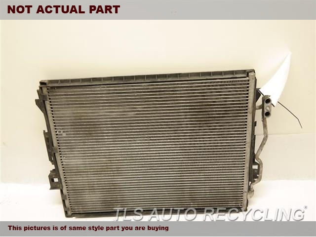 2007 Mercedes S550 AC Condenser. 221 TYPE, S550, FROM 10/1/06