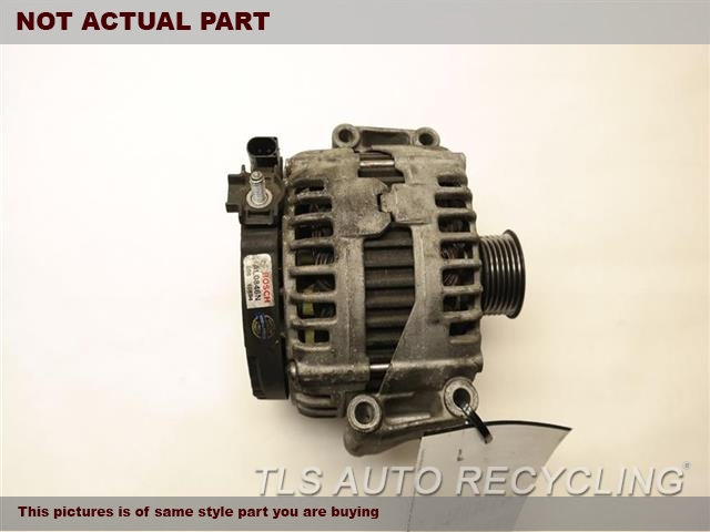 2007 Mercedes ML350 Alternator. 164 TYPE, ML350