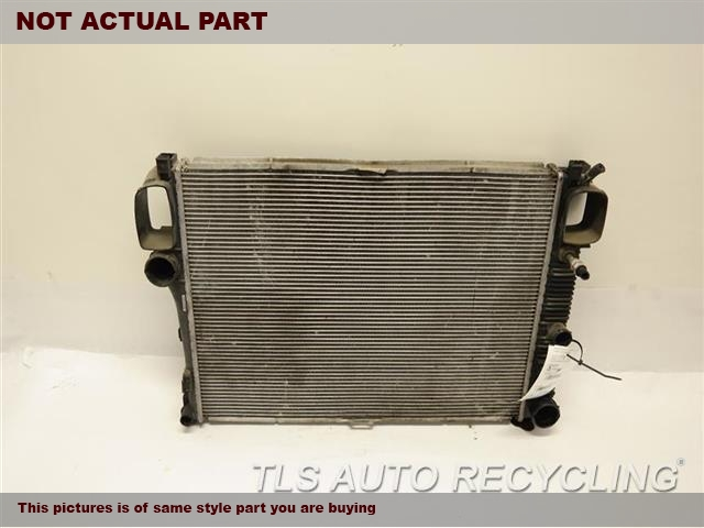 2008 Mercedes CL63 Radiator. 216 TYPE, CL63
