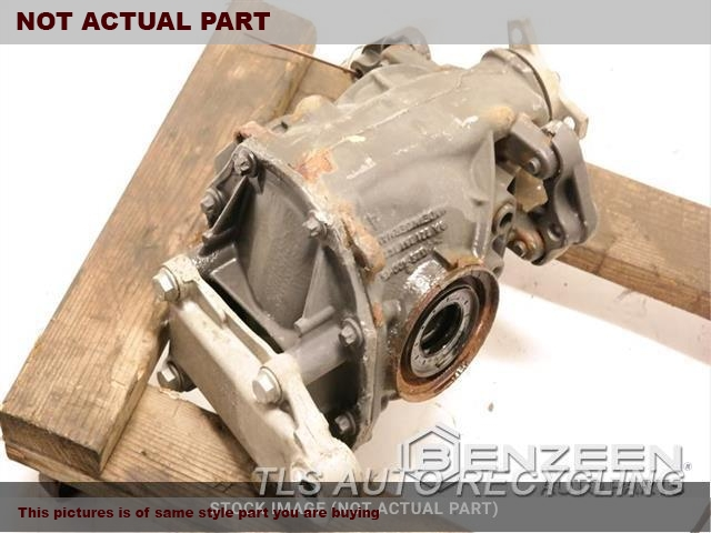 2007 Mercedes S550 Rear differential. 5.5L,221 TYPE, REAR, S550, AWD