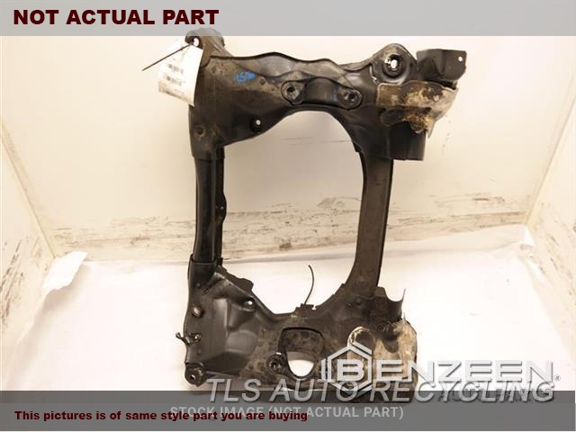 2007 Mercedes S550 Sub Frame. 5.5L,221 TYPE, FRONT, S550, AWD