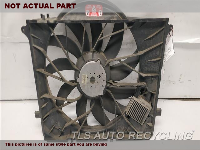 RADIATOR FAN ASSEMBLY 2205000293