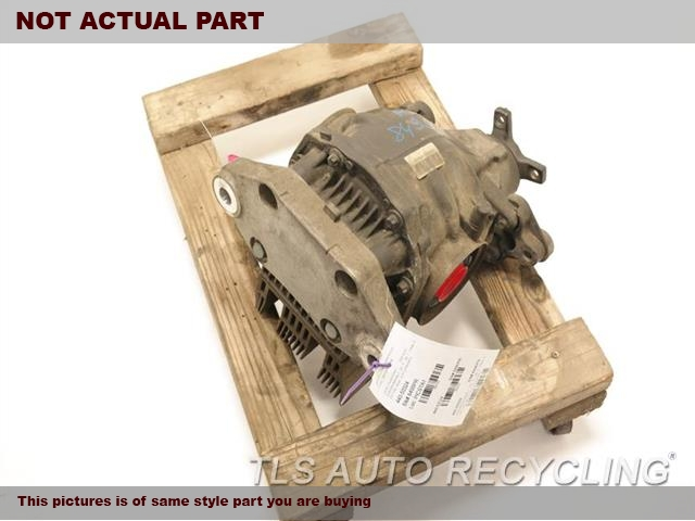 2008 Mercedes S63 Rear differential. 221 TYPE, REAR, S63