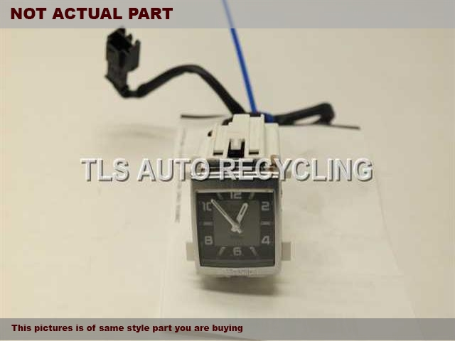 2008 Mercedes CL63 Clock. MULTI-FUNCTION SWITCH 2218705358