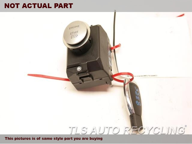 2008 Mercedes CL63 Ignition Switch. 216 TYPE, CL63 W/KEY 2215451108