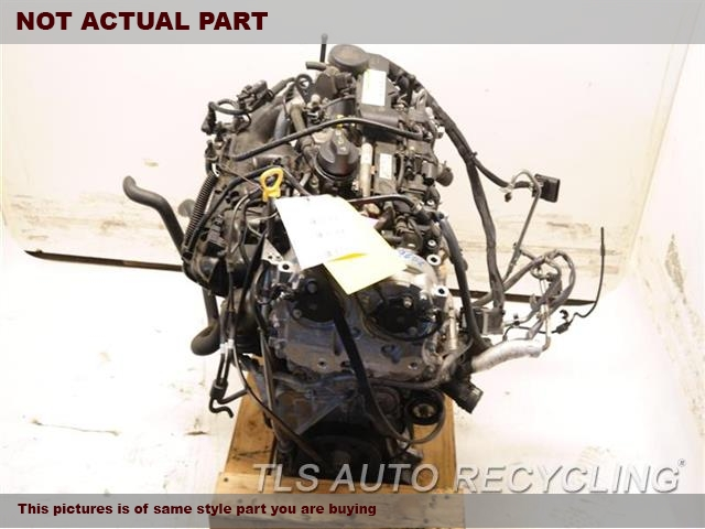 2014 Mercedes CLA250 Engine Assembly. ENGINE ASSEMBLY 1 YEAR WARRANTY