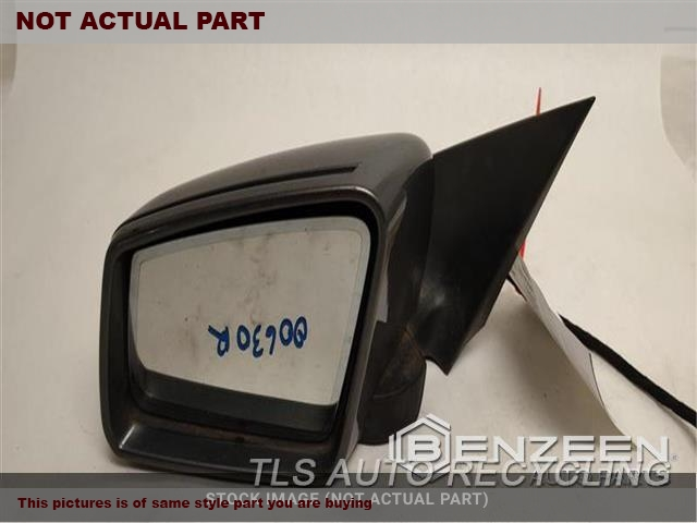 2016 Mercedes CLA250 Side View Mirror. SMALL SCRATCHES ON THE BACK SILVER PAINTED COVERLH SILVER,CLA250,POWER,117 TYPE