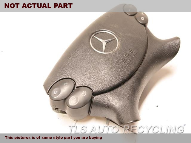 GRAY STEERING WHEEL AIR BAG