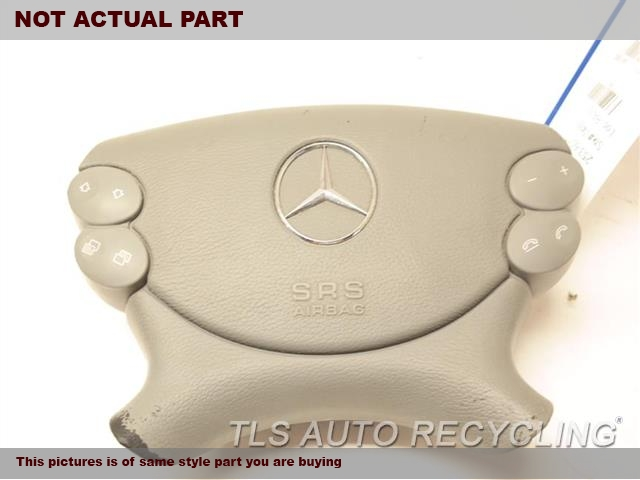 219 TYPE, CLS500, FRONT, DRIVER