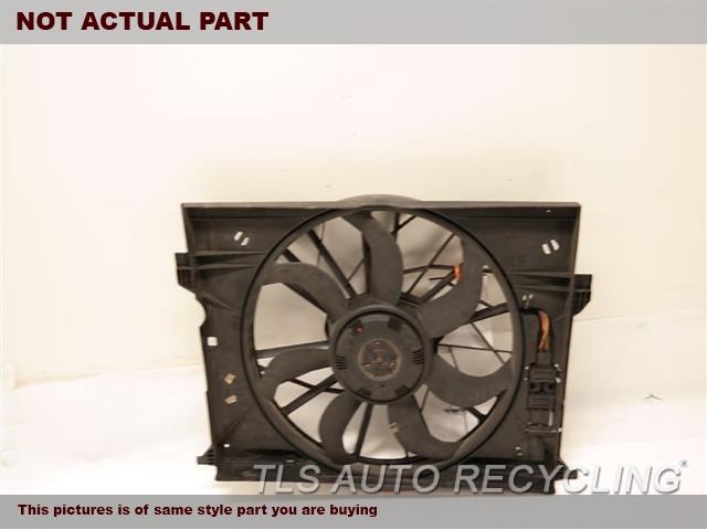 2005 Mercedes E55 Rad Cond Fan Assy. 211 TYPE, FAN ASSEMBLY, E55