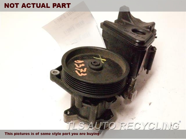 POWER STEERING PUMP 0054662001