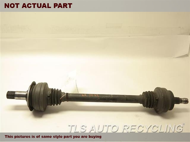 2012 Mercedes CLS550 Axle Shaft. 218 TYPE, CLS550, RWD