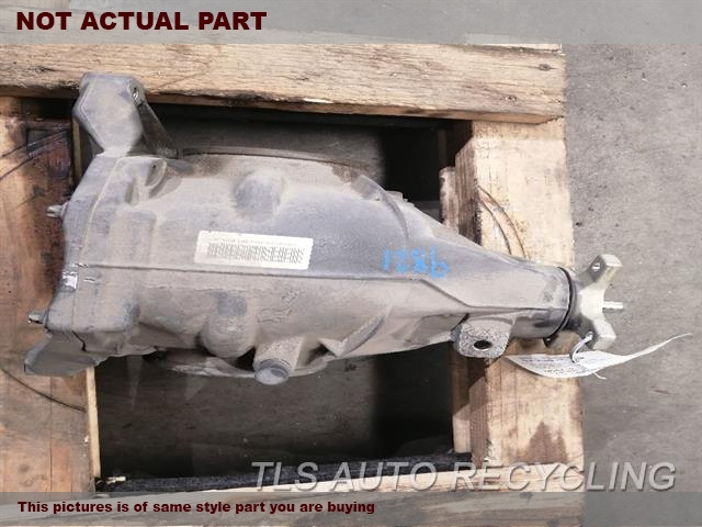 2012 Mercedes CLS550 Rear differential. 218 TYPE, REAR, CLS550, RWD