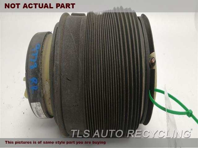 2012 Mercedes CLS550 Coil spring. RH,218 TYPE, REAR, CLS550