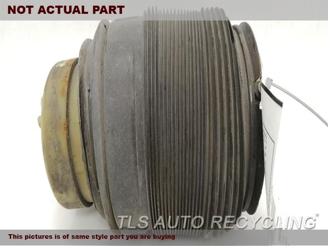 2012 Mercedes CLS550 Coil spring. LH,218 TYPE, REAR, CLS550