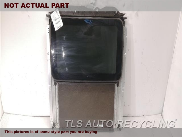 2012 Mercedes CLS550 Roof Assembly. SLV,218 TYPE, CLS550, (SUNROOF)