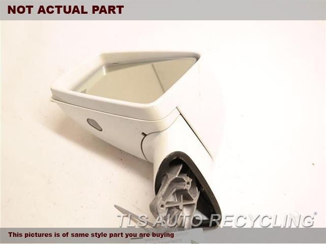 2012 Mercedes CLS550 Side View Mirror. LH,SLV,PM,218 TYPE, POWER, CLS550,