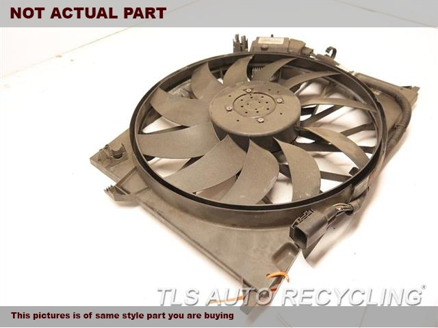 RADIATOR FAN ASSEMBLY 2115001893