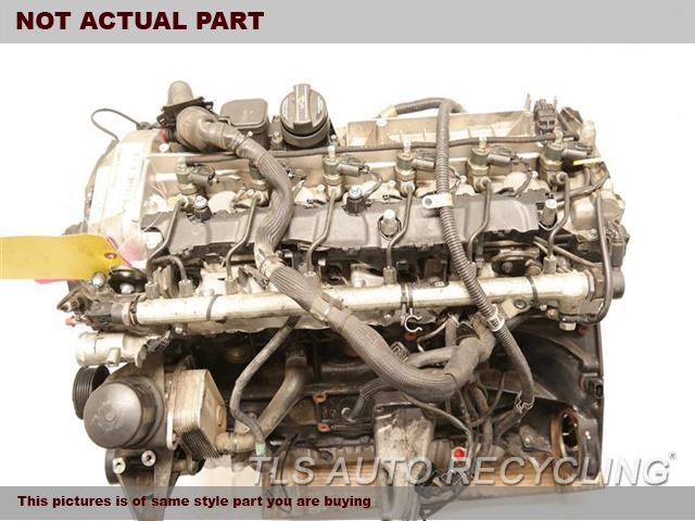 2005 Mercedes E320 Engine Assembly  ENGN ASSEMBLY W/PUMP 1 YEAR WARRANTY