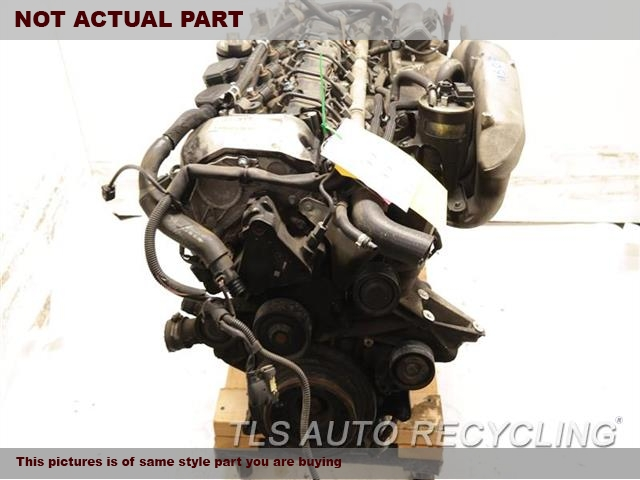 2005 Mercedes E320 Engine Assembly. ASSEMBLY W/INJCECTOR 1 YEAR WARRANTY