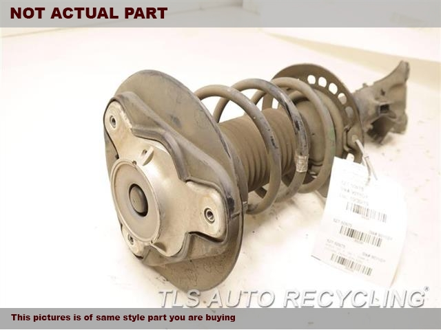 2012 Mercedes E350 Strut  212 TYPE, FRONT, SDN, E350 (WITHOUT