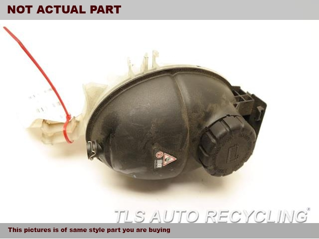 2011 Mercedes Glk350 Coolant Reservoir  204 TYPE, (GLK350)