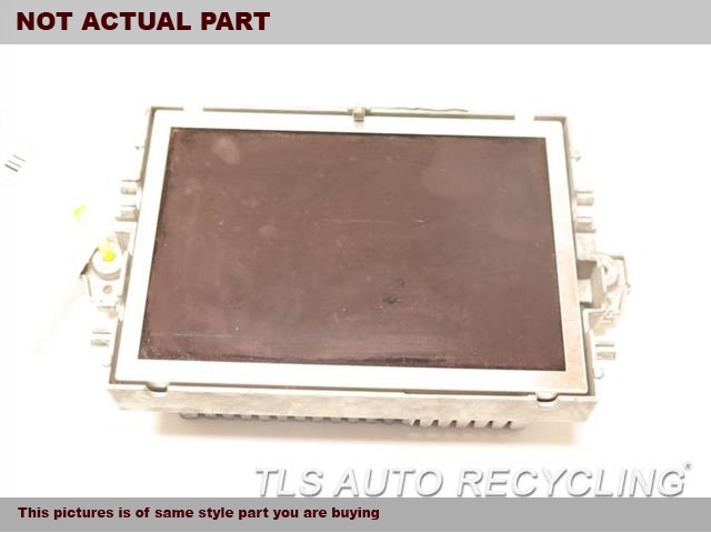 2014 Mercedes E350 Navigation Gps Screen  212 TYPE, SDN, E350, DISPLAY, FRONT