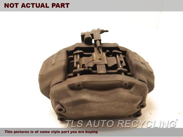2006 Mercedes S430 Caliper. RH,ABS,220 TYPE, FRONT, S430, RWD,