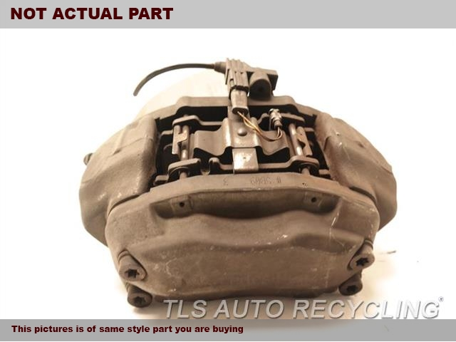2006 Mercedes S430 Caliper. LH,ABS,220 TYPE, FRONT, S430, RWD,