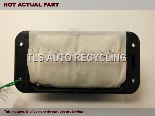 2012 Mercedes E350 Air Bag  212 TYPE, SDN, E350, FRONT, PASSENG