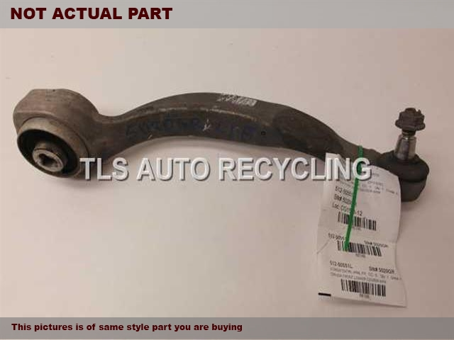 2012 Mercedes E350 Lower Cntrl Arm, Fr  LH,212 TYPE, SDN, E350, GASOLINE, R