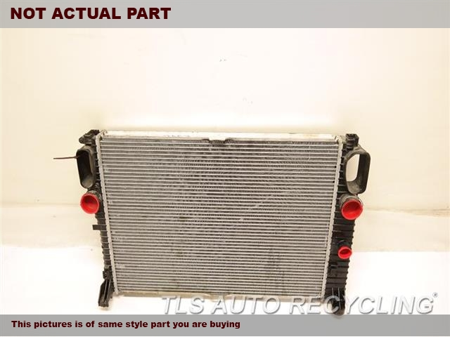 2005 Mercedes E55 Radiator. 211 TYPE, E55