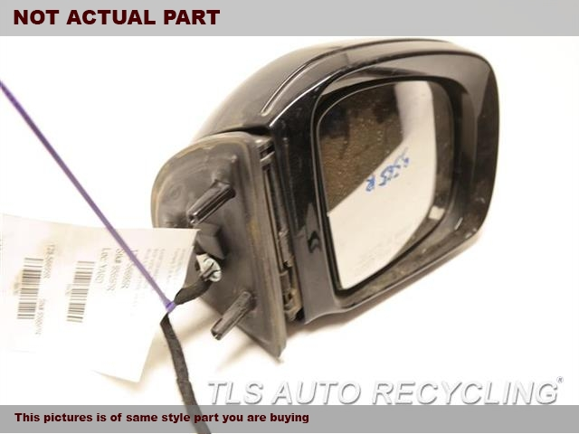 2007 Mercedes GL450 Side View Mirror. RH,BLK,PM,164 TYPE, POWER, GL450, A