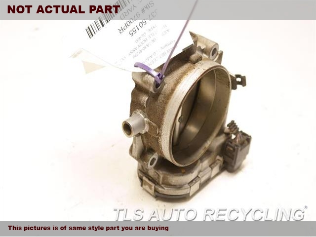 2007 Mercedes GL450 Throttle Body Assy. 164 TYPE, GL450