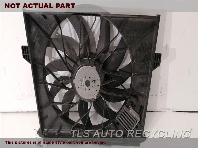 2007 Mercedes GL450 Rad Cond Fan Assy. 164 TYPE, GL450
