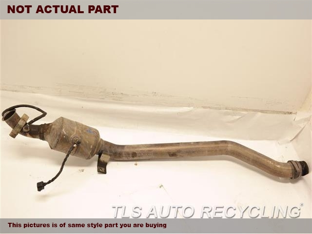 2007 Mercedes GL450 Exhaust Pipe. DRIVER EXHAUST PIPE 164490513680
