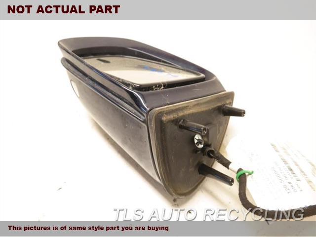 2007 Mercedes GL450 Side View Mirror. LH,BLK,PM,164 TYPE, POWER, GL450, A