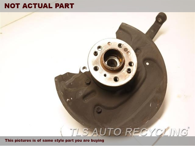 2007 Mercedes GL450 Spindle Knuckle, Fr. RH