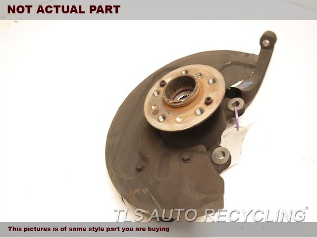 2008 Mercedes Gl320 Spindle Knuckle, Fr  LH