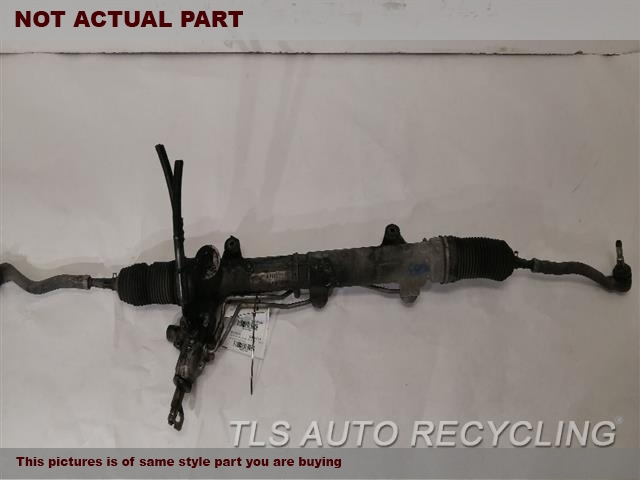 2008 Mercedes Gl320 Steering Gear Rack  164 TYPE, POWER RACK AND PINION, GL