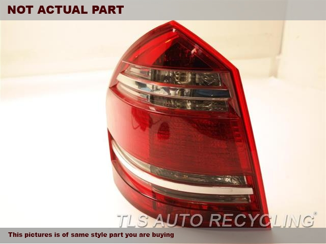 2007 Mercedes GL450 Tail Lamp. LH,164 TYPE, GL450, (UPPER), L.
