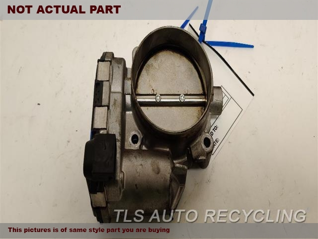 2008 Mercedes S550 Throttle Body Assy  5.5L,221 TYPE, S550