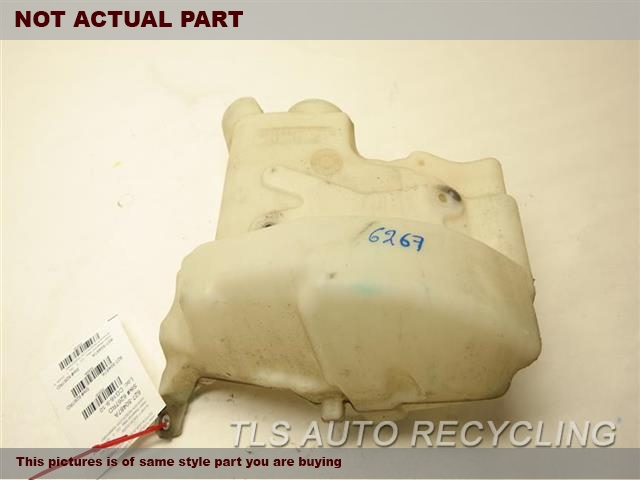 2007 Mercedes GL450 Wash Reservoir Assy. MISSING NECKWASHER RESERVOIR 1648600960