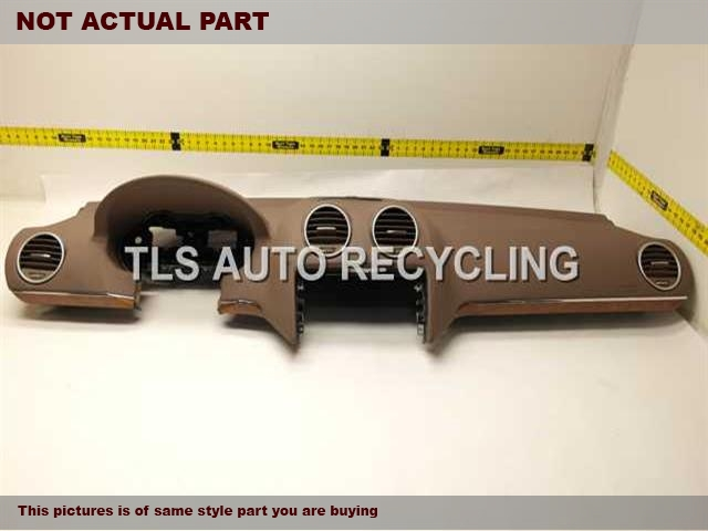 2008 Mercedes Gl320 Dash Board  TAN,164 TYPE, GL320, THRU 01/07/08