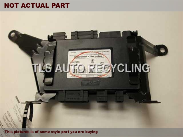 2007 Mercedes GL450 Chassis Cont Mod. CONTROL MODULE1648204226 THIRD SEAT POWER FOLDING