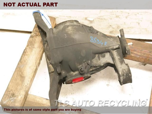 2015 Mercedes GL550 Rear differential. CHECK PACKAGE